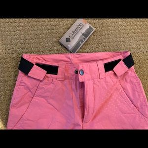 Brand new with tags Columbia youth snow pants
